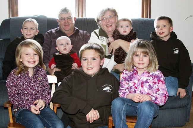 Christmas 2012 Grand Kids